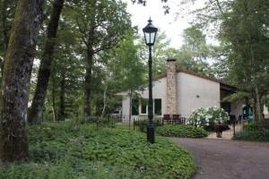 Villa Cordial zijkant